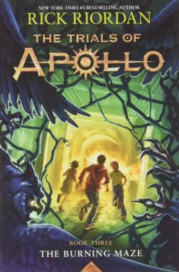 burning maze - apollo